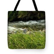 Cool Clear Water Tote Bag