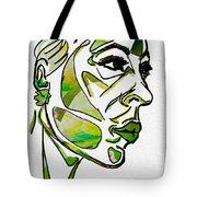 Cool Green Tote Bag