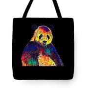 Cool Panda Little Bear Australia Animal Color Design Tote Bag