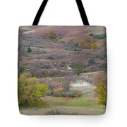 Copper Hills Autumn Tote Bag