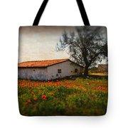 Corn Poppies Tote Bag by Okan YILMAZ