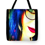 Couleur Magique Tote Bag by Rachel Maynard
