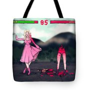 Country Combat Tote Bag