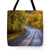 Country Travels Tote Bag by John De Bord
