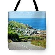Cove Hill Sennen Cove Tote Bag
