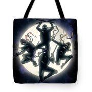 Cowabunga Tote Bag