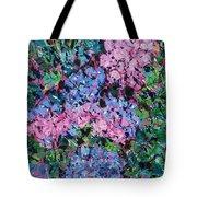 Cozy Hydrangeas Tote Bag