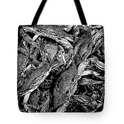 Crabs In The Basket Tote Bag