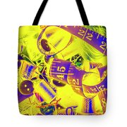 Crafting Colours Tote Bag