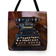 Crandall No3 Typewriter Tote Bag