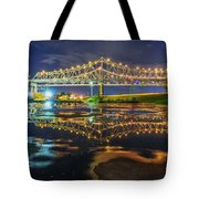 Crescent City Reflection Tote Bag