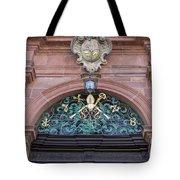 Crest Of Saint Peter Tote Bag