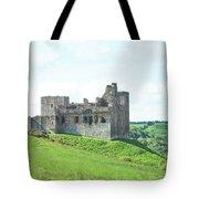Crighton Castle In Summer Tote Bag