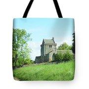 Crighton Church And Track Tote Bag