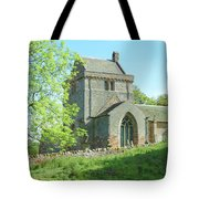 Crighton Historic Church Tote Bag