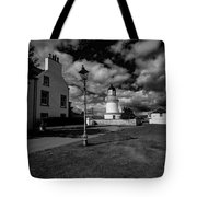 Cromarty Lighthouse Tote Bag