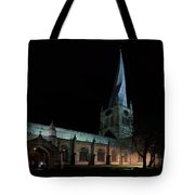 Crooked Spire 3 Tote Bag