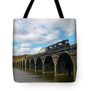 Crossing The Rockville Tote Bag