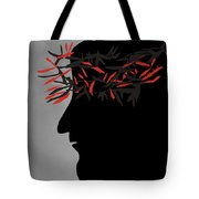 Crown Of Thorns Tote Bag