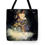 Crowned Tote Bag