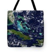Cuba And Florida Tote Bag