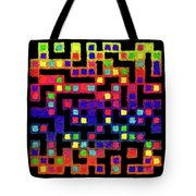 Cubicle Farm Tote Bag