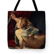 Cupid, 1620 Tote Bag