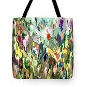 Curious Display Tote Bag