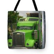 Custom Green Boca Tote Bag
