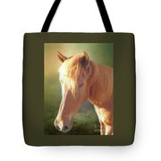 Cute Chestnut Pony Tote Bag