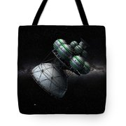 Daedalus Interstellar Tote Bag