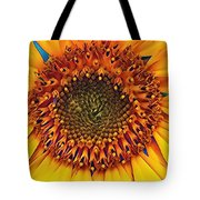 Daisy 22 Tote Bag by Cindy Greenstein