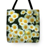 Daisy Crazy For You Tote Bag