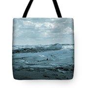Dakota Badlands Shadows Tote Bag