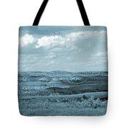 Dakota Grassland Shadows Tote Bag