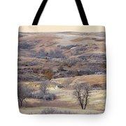Dakota Prairie Slope Reverie Tote Bag