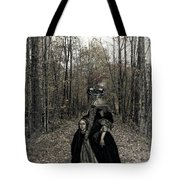 Damsel Of The Forest Tote Bag