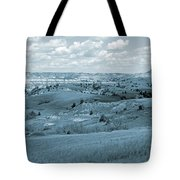 Dance Of The Clouds And Sun Tote Bag