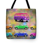 Dare To Be Different Tote Bag by Ericamaxine Price