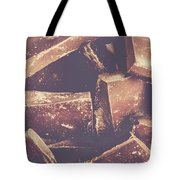 Dark Chocolate Delight Tote Bag