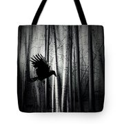 Darker - Raven Tote Bag