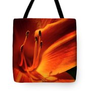 Day Lily Delight Tote Bag