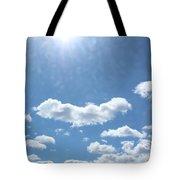 Daylight Savings Tote Bag