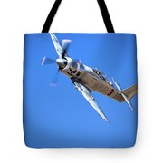 Deadnought And Sawbones Tote Bag