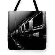 Death Railway Tote Bag