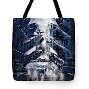 Deaths Grip Tote Bag