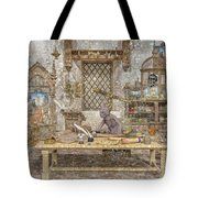 Decisions Of The Damned  Tote Bag