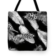 Decorated In Black And White Tote Bag