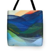 Deep Sleep Undone Tote Bag
