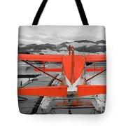 Dehavilland Beaver Pano Tote Bag